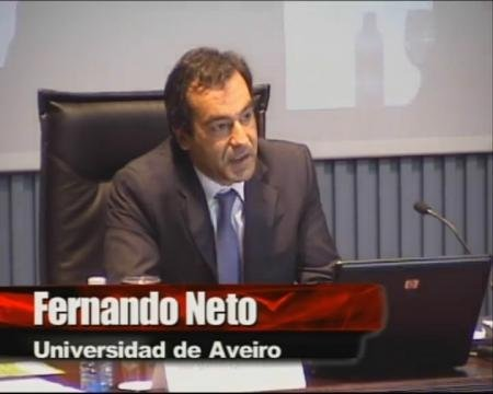 Prof. Fernando Neto. Universidad de Aveiro - Xornada técnica: As microalgas como fonte sostible de produción de biocombustibles e de tratamento de residuos hídricos: o proxecto ENERBIOALGAE
